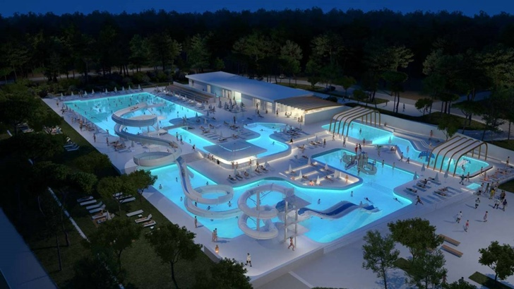 Home Water Park Design
