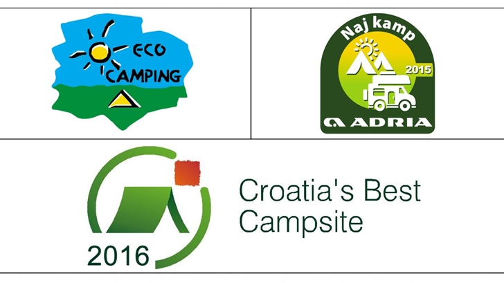 Awards for Camping  Cres & Lošinj
