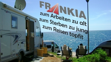 Frankia meeting held in camping Čikat
