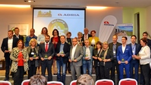 Winners of numerous awards at the 10th jubilee camping convention