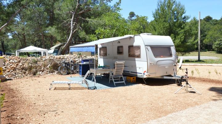 neue parzellen mobilheime bio kl ranlage camping cres. Black Bedroom Furniture Sets. Home Design Ideas