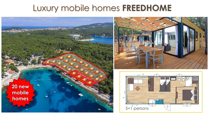 Nieuw Freedhome Mobile Homes