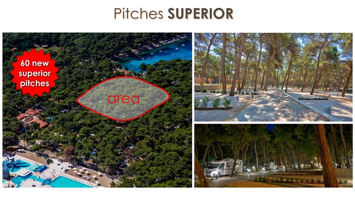 New Superior Pitches